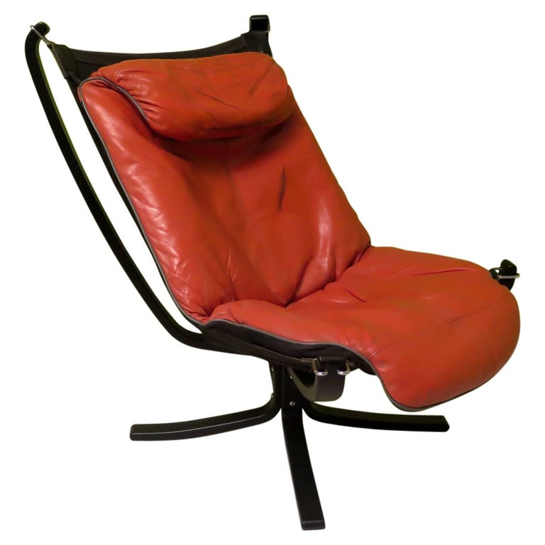 Viking by Frau Norway Armchairs, 1970 For Sale