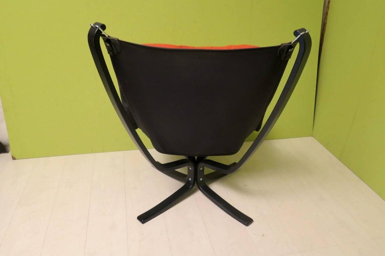 Viking by Frau Norway Armchairs, 1970 In Excellent Condition For Sale In Rome, IT