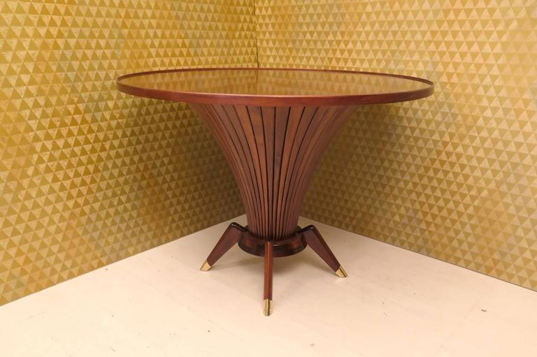 Italian 1950s Center Table 2