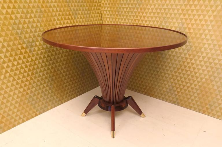 Italian 1950s Center Table 9