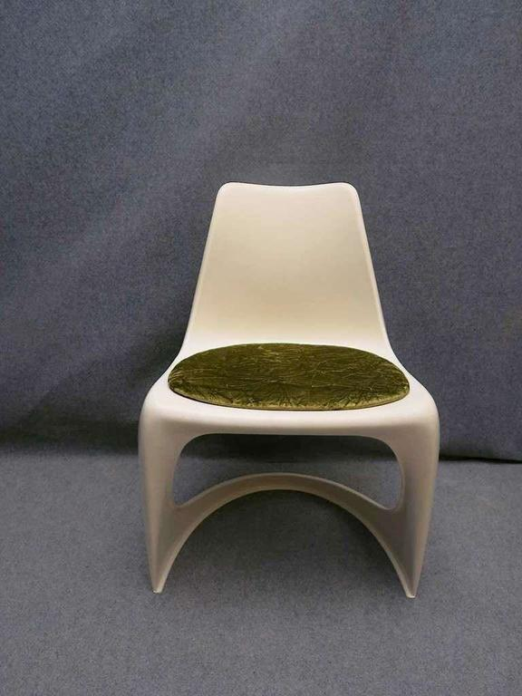 Mid-Century Modern Two Chairs Ostergaard Steen For Sale