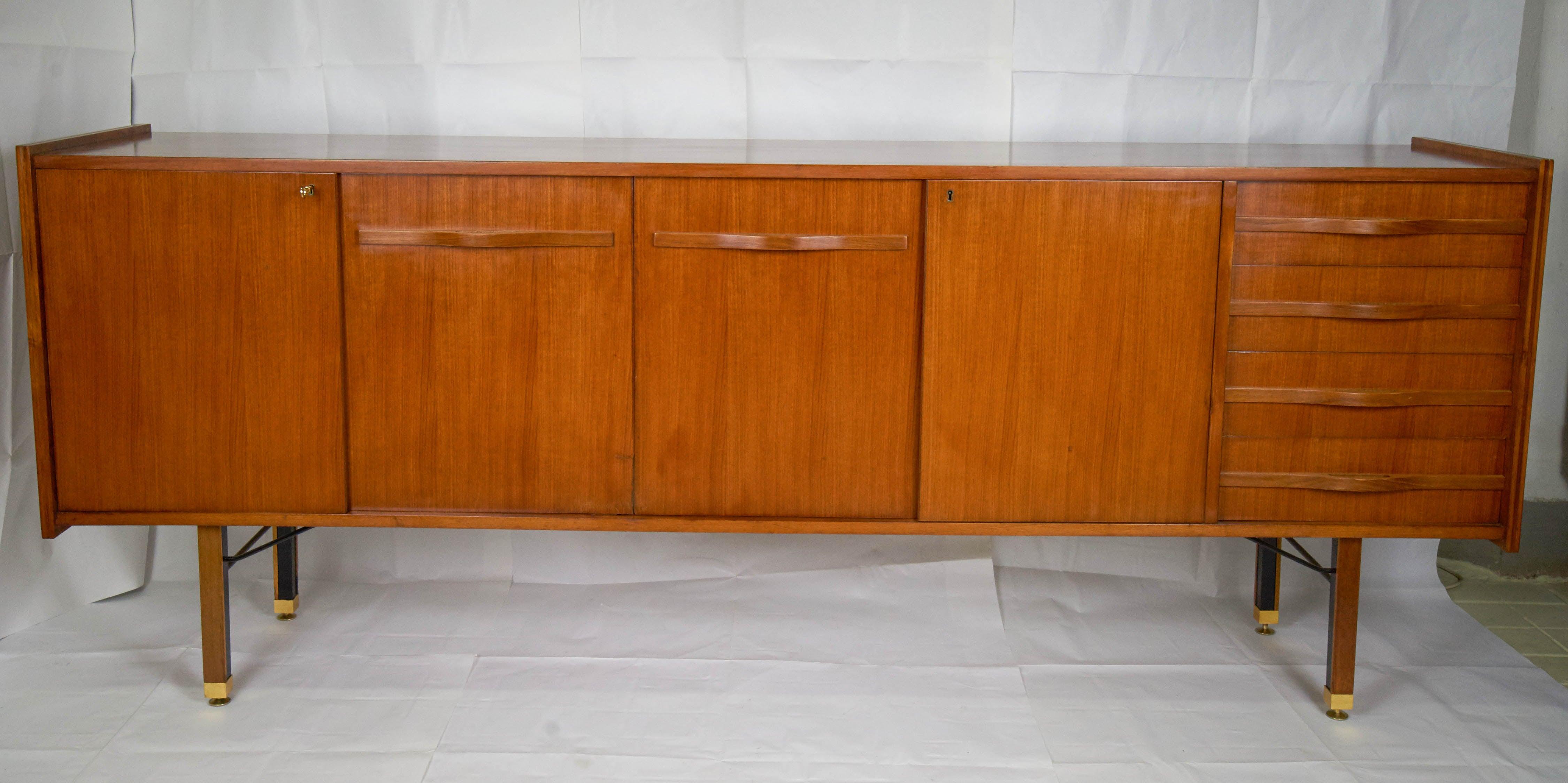 Italian 1950s Sideboard