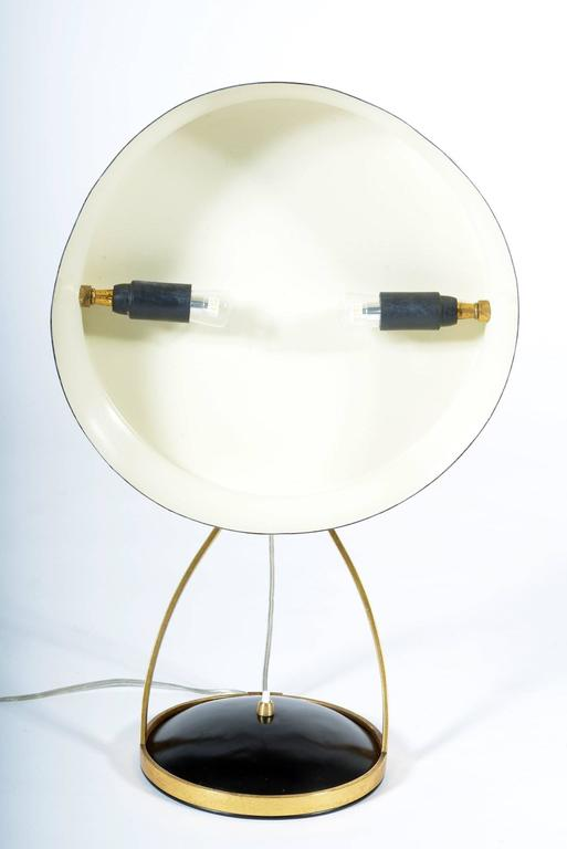 Mid-20th Century Adjustable Table Lamp Called Commander by Chiarini Milano 4