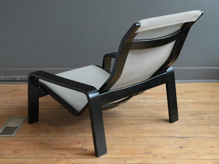 Mid-Century Modern Lounge Chair by Tapio Wirkkala for Stendig For Sale