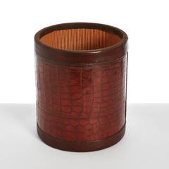 Paper Basket, circa 1910, English