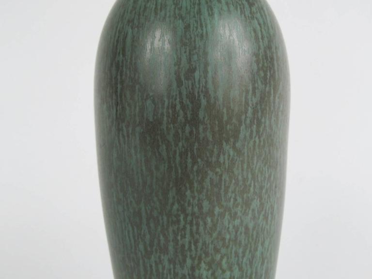 Rorstrand Studio Pottery Vase by Gunnar Nylund 6