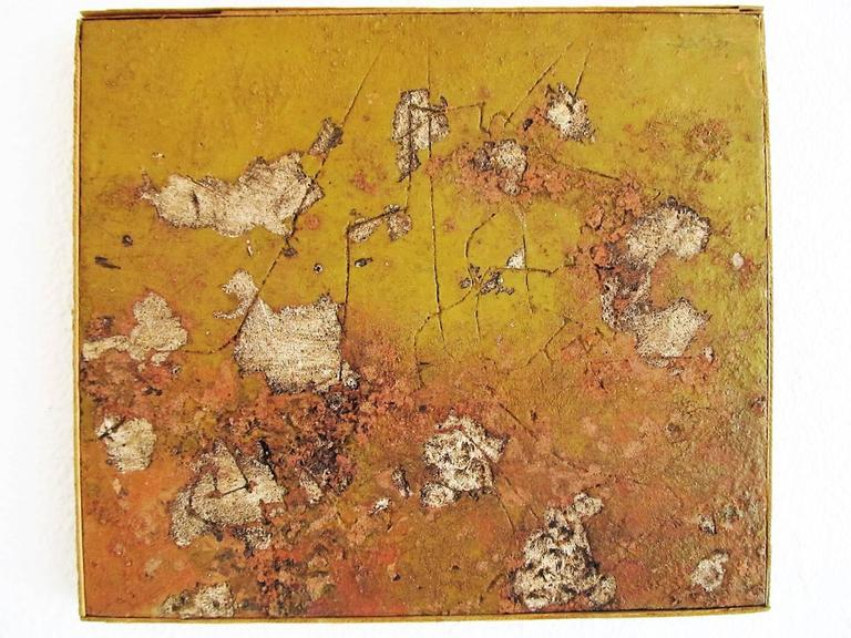 Abstract Expressionist Painting by California Artist Louis Siegrist 2