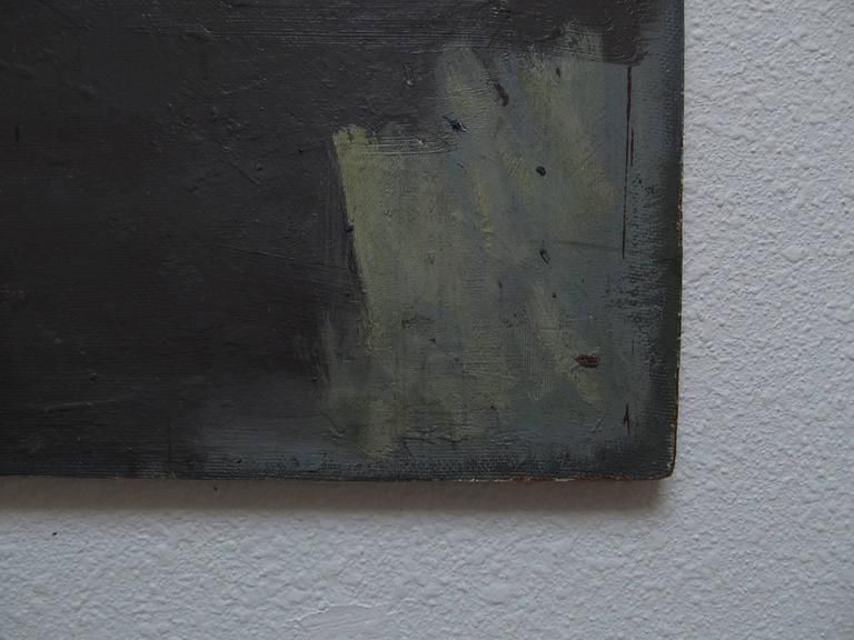 Abstract Expressionist Painting by Bay Area Artist Charles Safford, 1900-1963 4