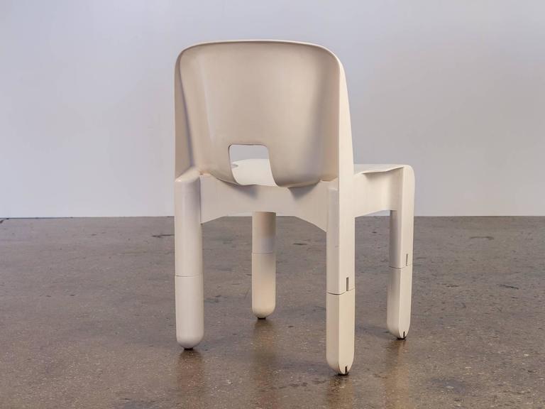 Italian Joe Colombo Pre-Production Universale Chair For Sale