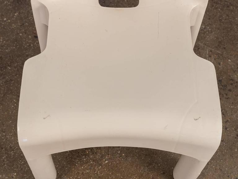 Joe Colombo Pre-Production Universale Chair In Good Condition For Sale In Brooklyn, NY