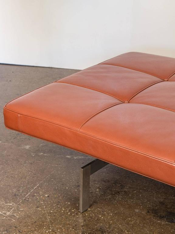 Poul Kjærholm PK80 Daybed by Fritz Hansen In Excellent Condition In Brooklyn, NY