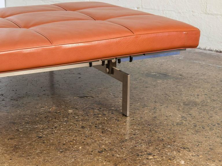 Mid-20th Century Poul Kjærholm PK80 Daybed by Fritz Hansen
