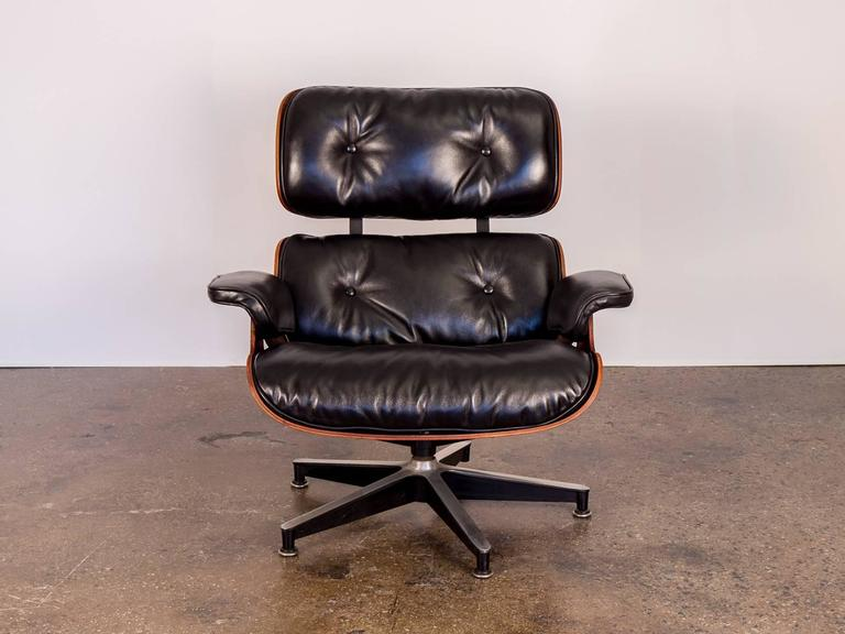 670 eames lounge chair and 671 ottoman 2 - Eames Lounge Chair And Ottoman