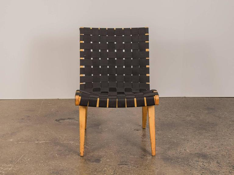 Scrupulous, Undisputed Risom Lounge Chair By Jens Risom For Knoll. This  Chair Retains The
