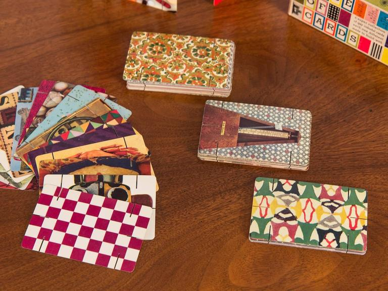 First Edition Eames House of Cards For Sale 1