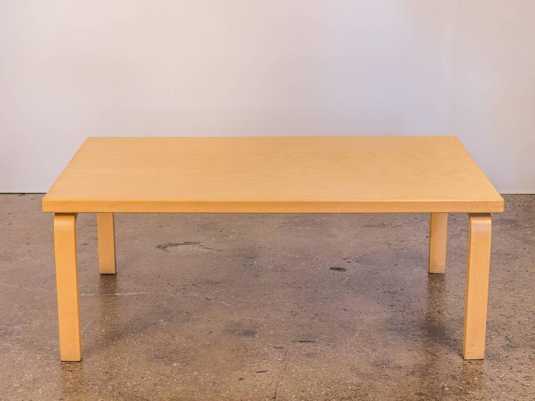 Alvar Aalto Coffee Table 3