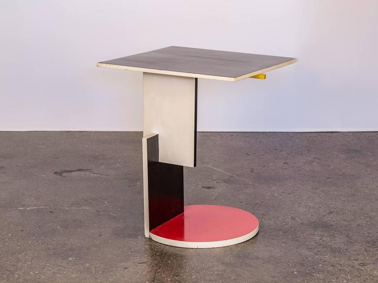 De Stijl Schroeder Table For Cassina 2