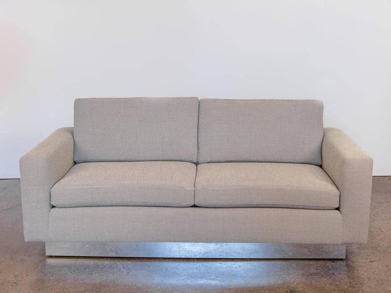 Loveseat By Harvey Probber At 1stdibs