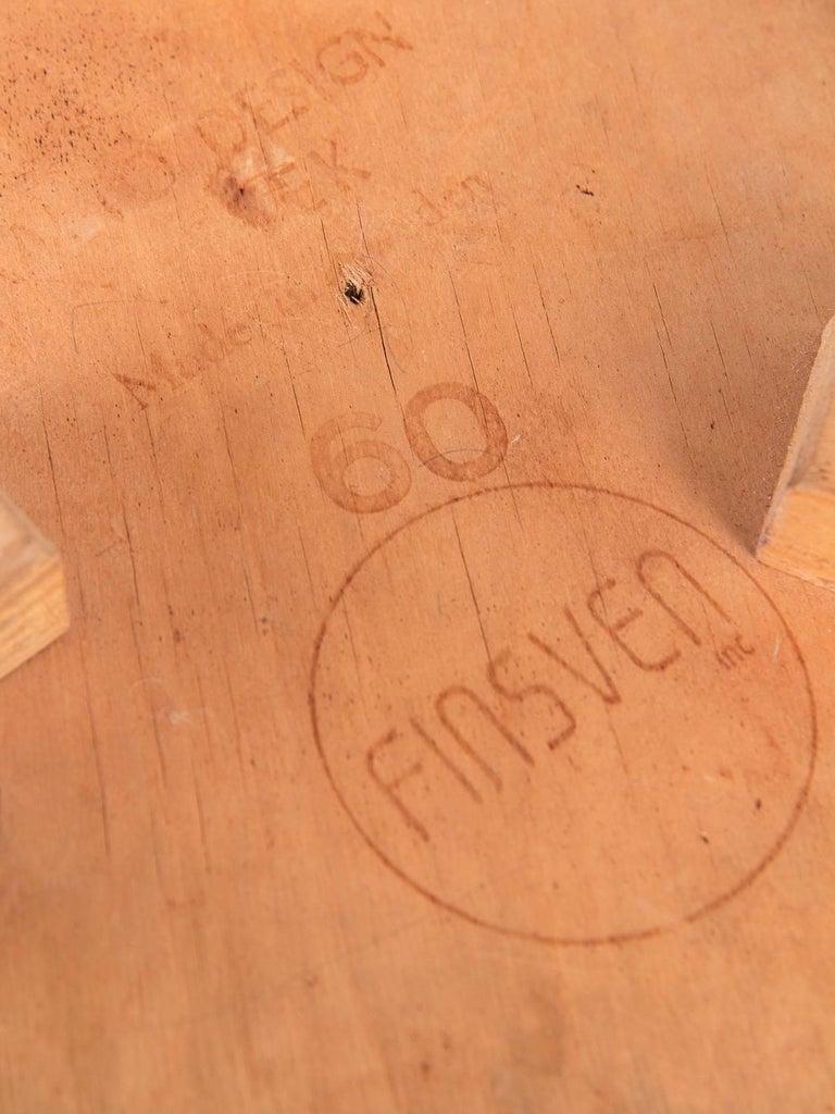 Alvar Aalto Model 60 Stools for Finsven 4