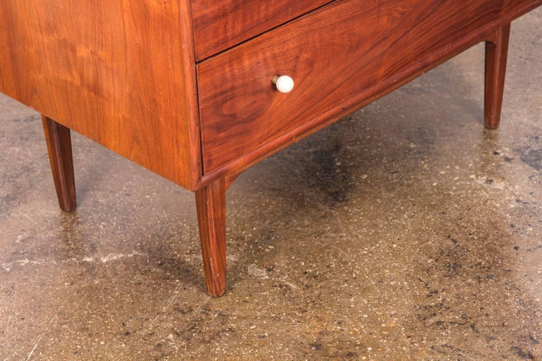 Mid-20th Century Declaration Vanity Dresser for Drexel by Kipp Stewart and Stewart MacDougall For Sale
