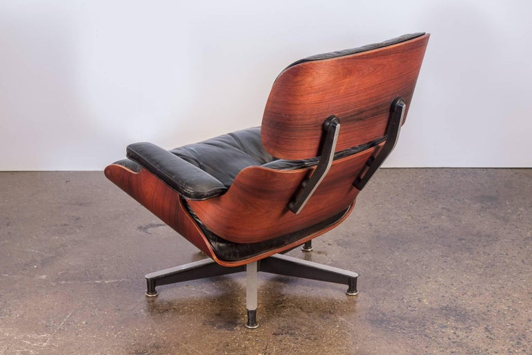 American Charles and Ray Eames 670 Lounge Chair for Herman Miller For Sale