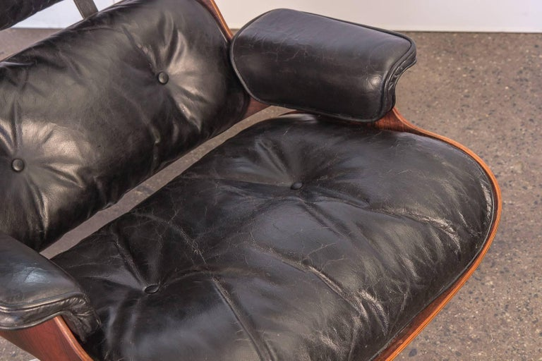 Charles and Ray Eames 670 Lounge Chair for Herman Miller For Sale 1