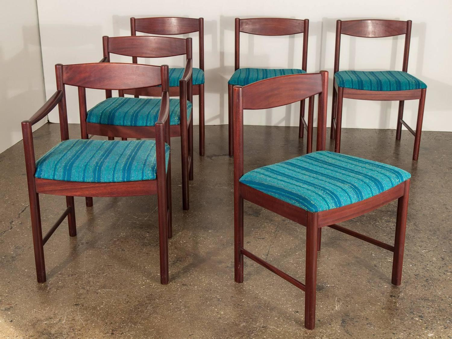 Scandinavian Rosewood Dining Chairs At 1stdibs