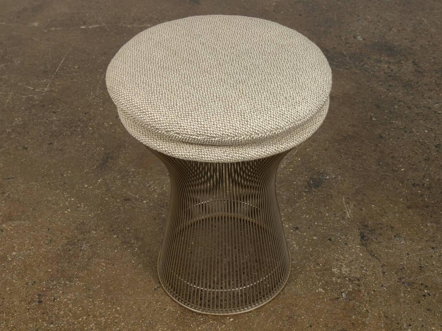 Warren Platner Stool At 1stdibs