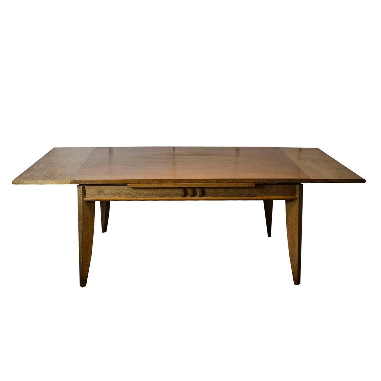 20th century art deco table at 1stdibs - Art deco dining room table ...