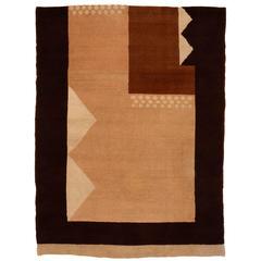 French Art Deco Carpet by Michel Dufet