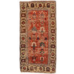 18th Century Northwest Persian Carpet with Blossom Palmettes