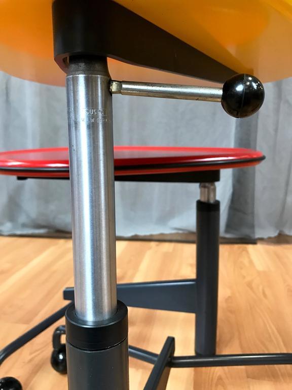 Uncommon Toshiyuki Kita Kick Table For Cassina Color