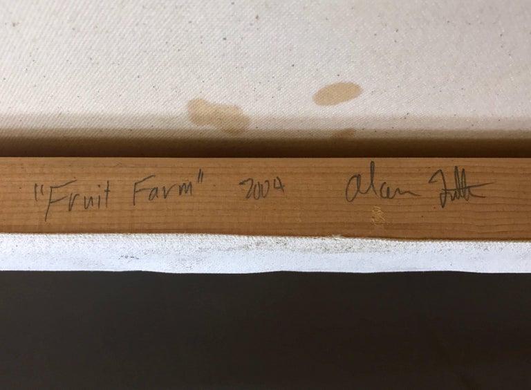"Alan Fulle ""Fruit Farm"" Expansive Maximalist Painting, 2004 For Sale 3"