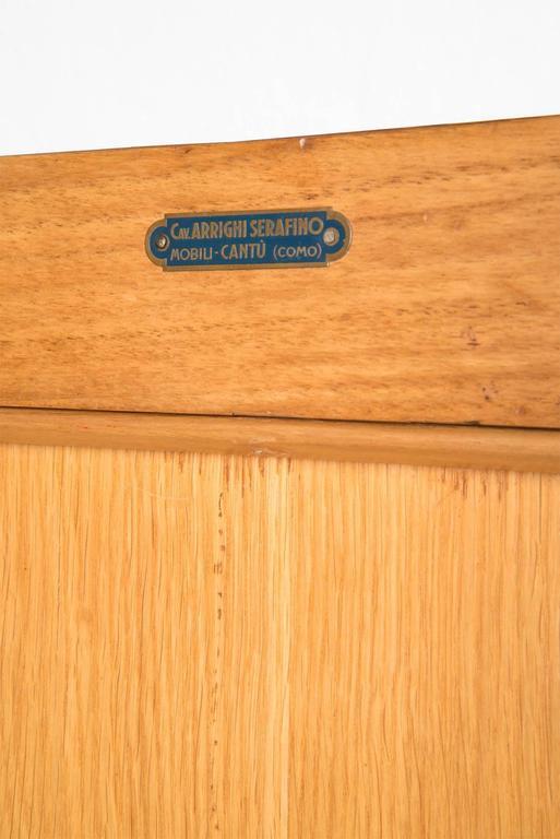 Oakwood Armoire by Paolo Buffa 4