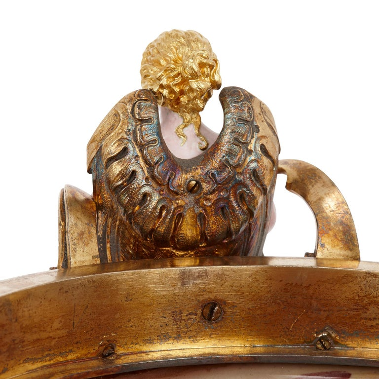 Agate Cup with Jewelled and Enamelled Gold and Silver-Gilt Mounts by Morel For Sale 1