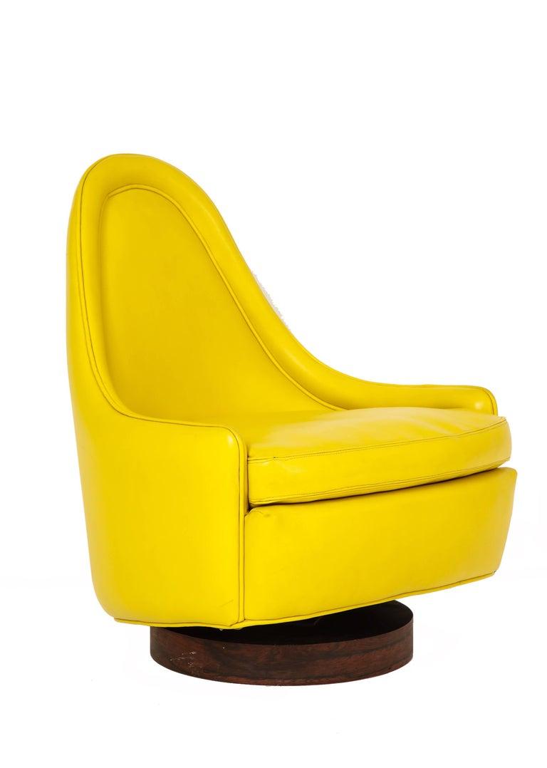 Milo Baughman Child S Chair Tilt Swivel Thayer Coggin