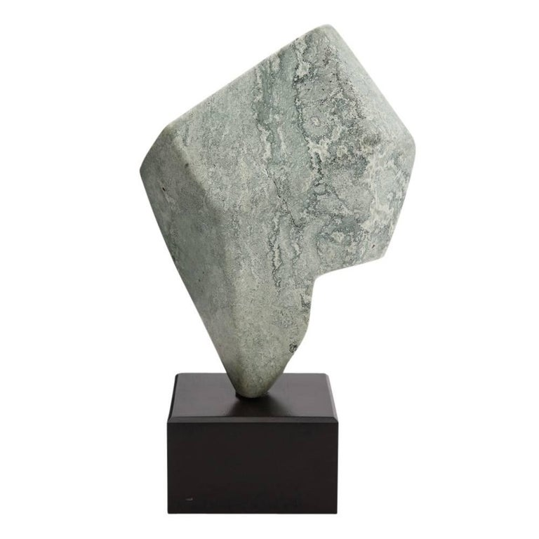Geoff Smith Stone Sculpture Abstract Organic USA 1980's