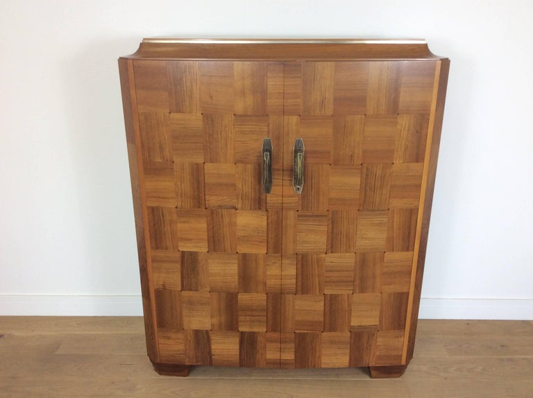 Art Deco Cabinet Masion Dominique Provenance Bibury Court Gloucestershire In Good Condition For Sale In London, GB