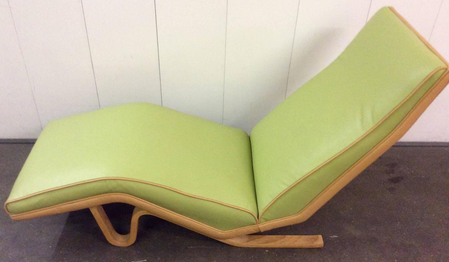Andrew j milne chaise longue for sale at 1stdibs for Chaise longue london