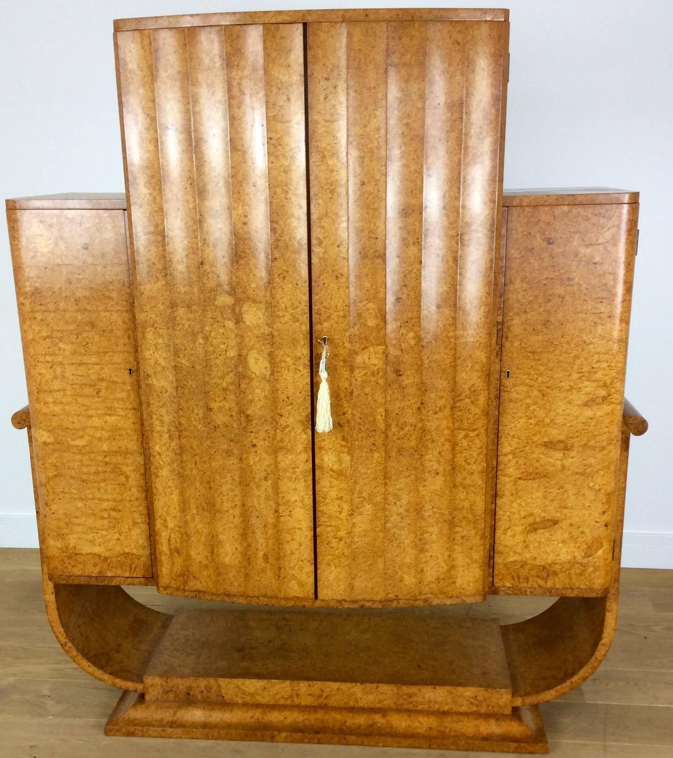 Epstein art deco dry bar for sale at 1stdibs - Epstein art deco furniture ...