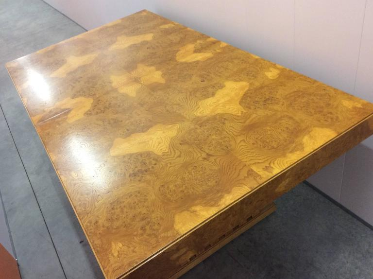 Mid-Century Modern Mid-20th Century Extendable Dining Table For Sale