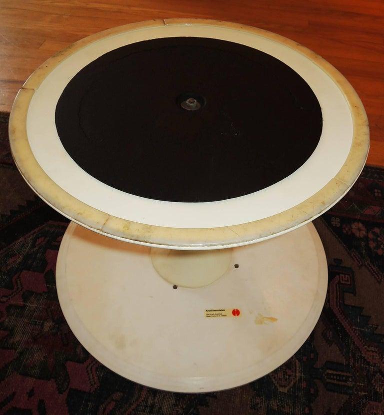 Lorenz Round Marble Coffee Table: Eero Saarinen Round Marble Coffee Table For Sale At 1stdibs