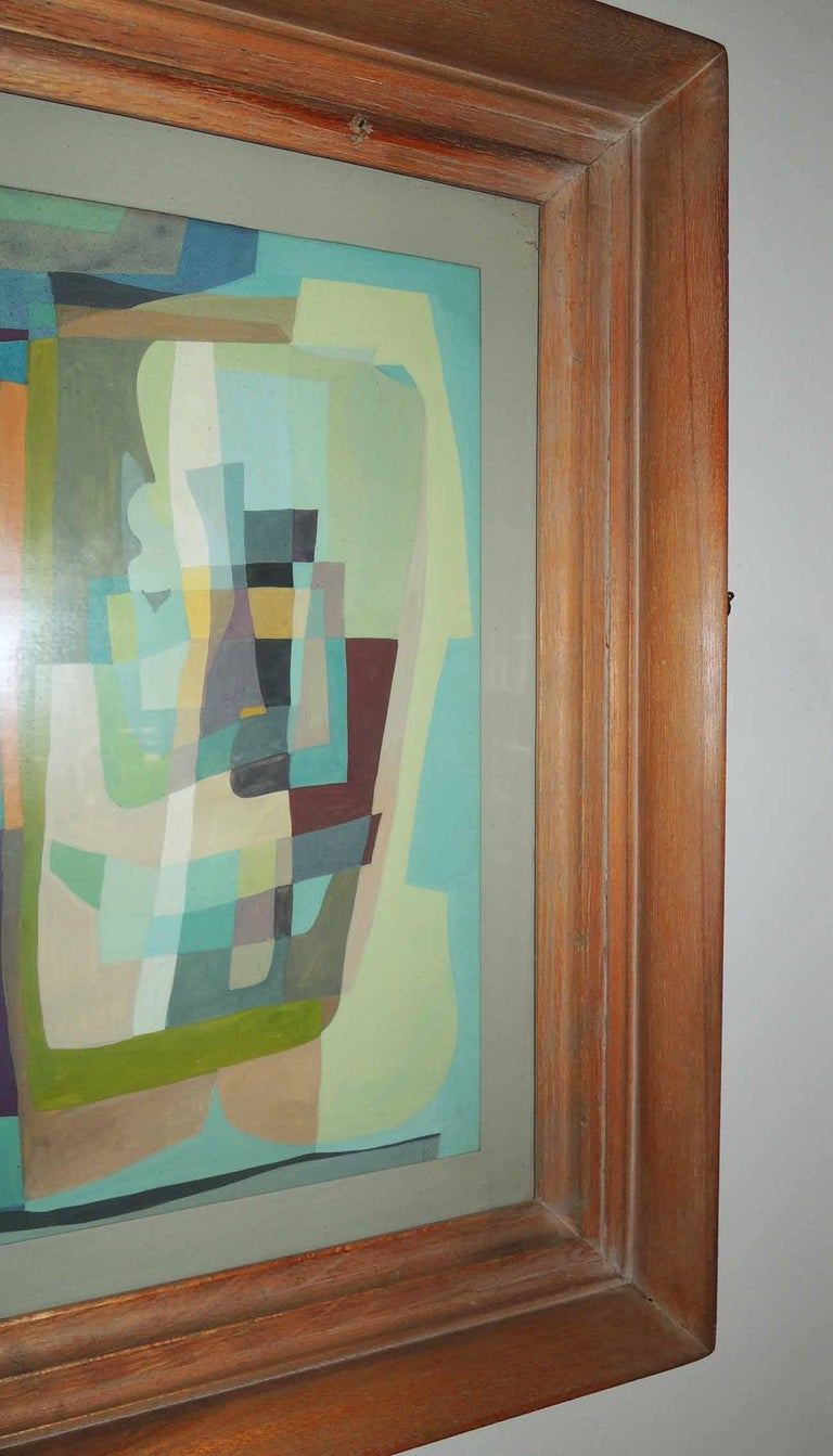 Abstract Painting by Keith Martin In Excellent Condition For Sale In Washington, DC