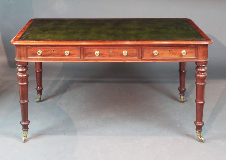 Writing Table By Kendell At 1stdibs