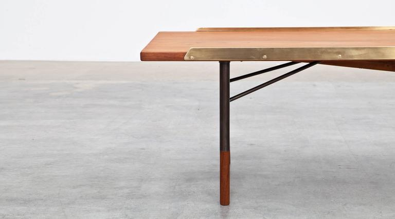 Mid-Century Modern Finn Juhl Coffee Table or Bench For Sale