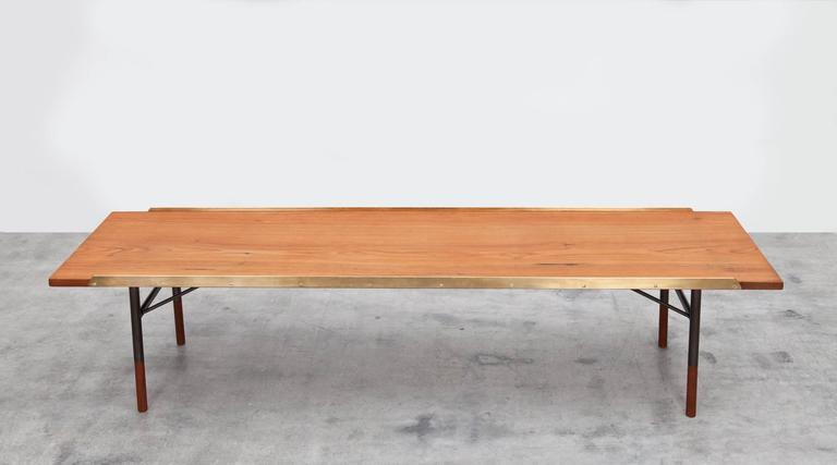 Danish Finn Juhl Coffee Table or Bench For Sale