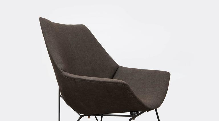 Augusto Bozzi Lounge Chairs For Sale At 1stdibs