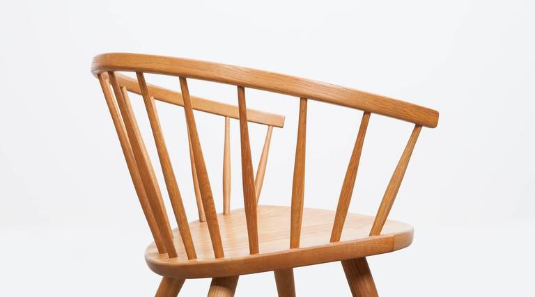 Yngve Ekström Lounge Chair 'b' 1