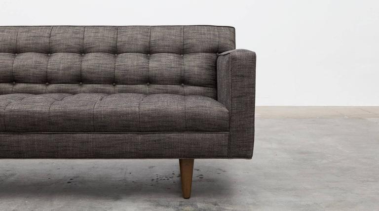 Mid-Century Modern Edward Wormley Sofa 'b' New Upholstery For Sale