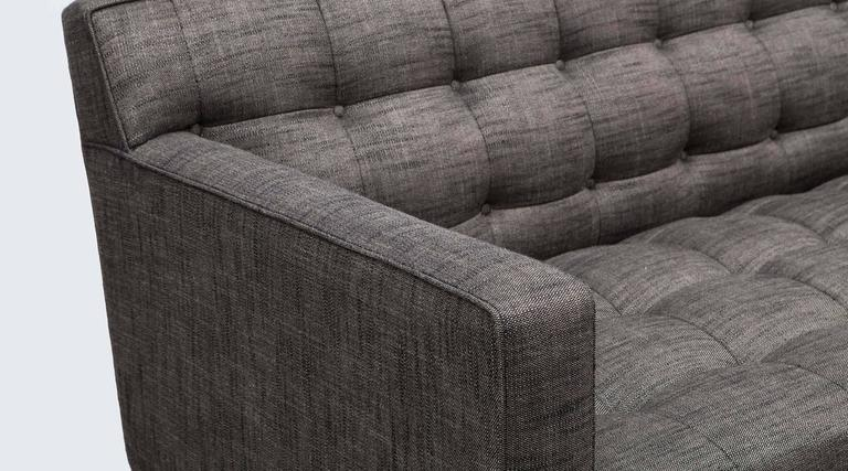 American Edward Wormley Sofa 'b' New Upholstery For Sale